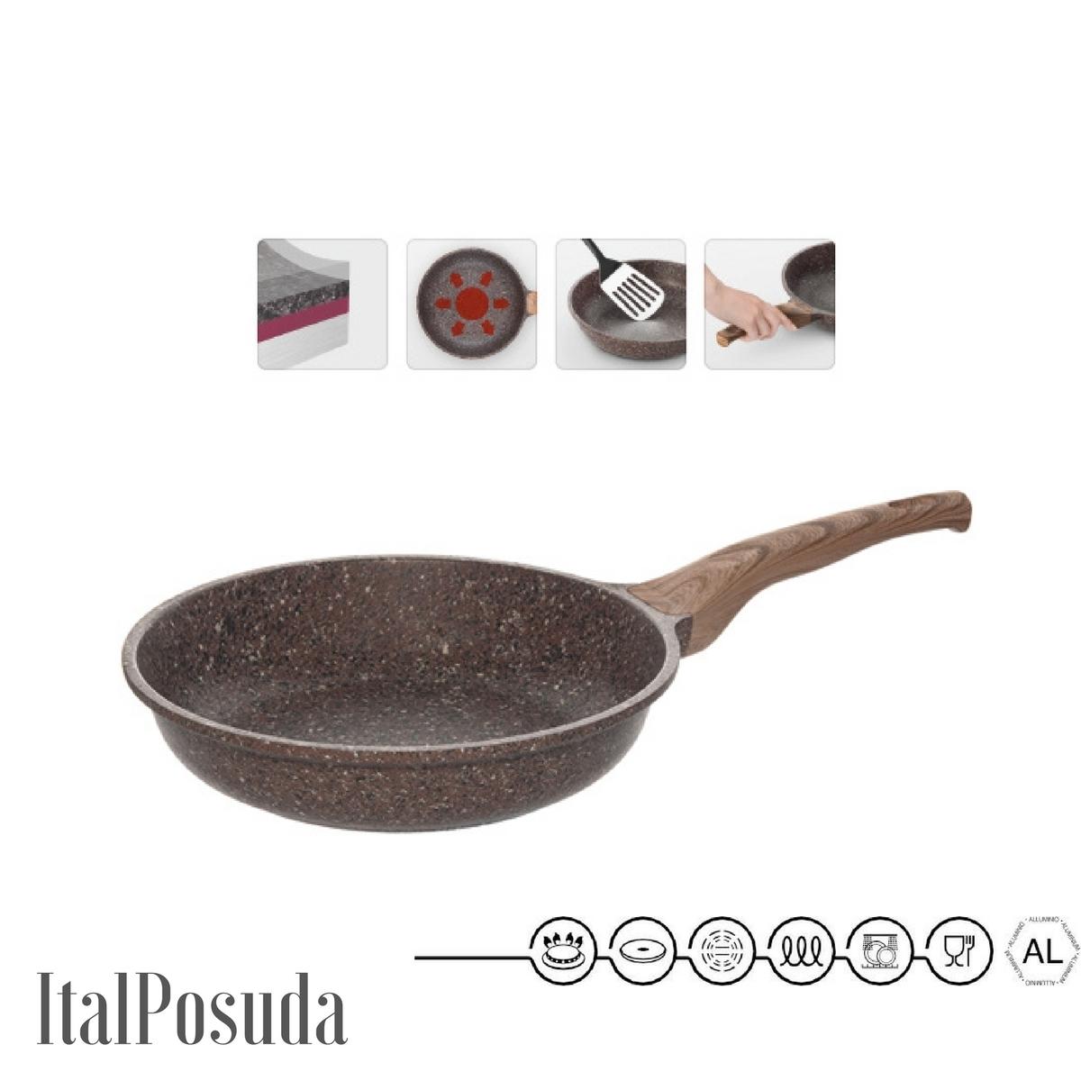 Сковорода NADOBA GRETA 26 см