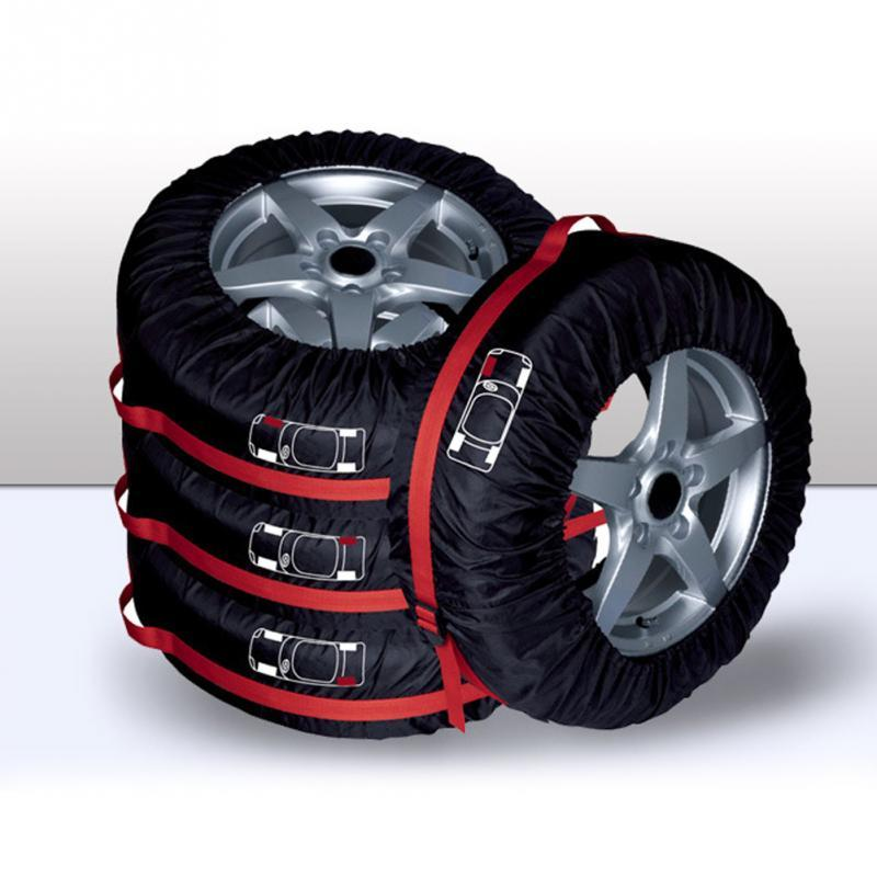 Чехлы для хранения колес и шин Car Tyre Cover