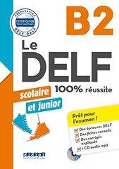 Nouveau DELF scolaire et junior B2 + CD