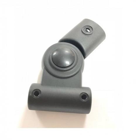Шарнир регулирования капюшона №001209 овал 20/30 мм -круг 18мм