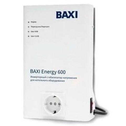 Baxi Energy 600 стабилизатор напряжения инверторный (мощность 450 Вт)