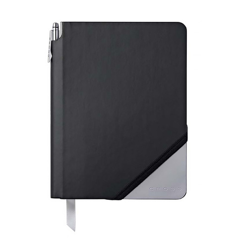 Записная книжка Cross Jot Zone, малая, 160 стр. в линейку, ручка в комплекте