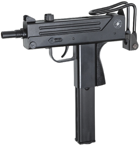 Пистолет-пулемёт пневматический Ingram M11 GNB 4,5 мм (артикул 18522)