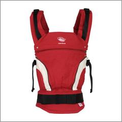 Слинг-рюкзак Manduca Baby Carrier New Style Red (Красный)