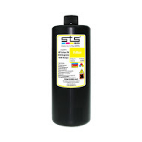 УФ - чернила STS для HP Scitex Yellow 1000 мл