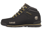 Мужские Ботинки Timberland Euro Sprint Waterproof Brown С Мехом