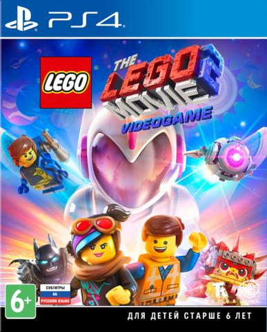 LEGO Movie 2 Videogame (PS4, русские субтитры)