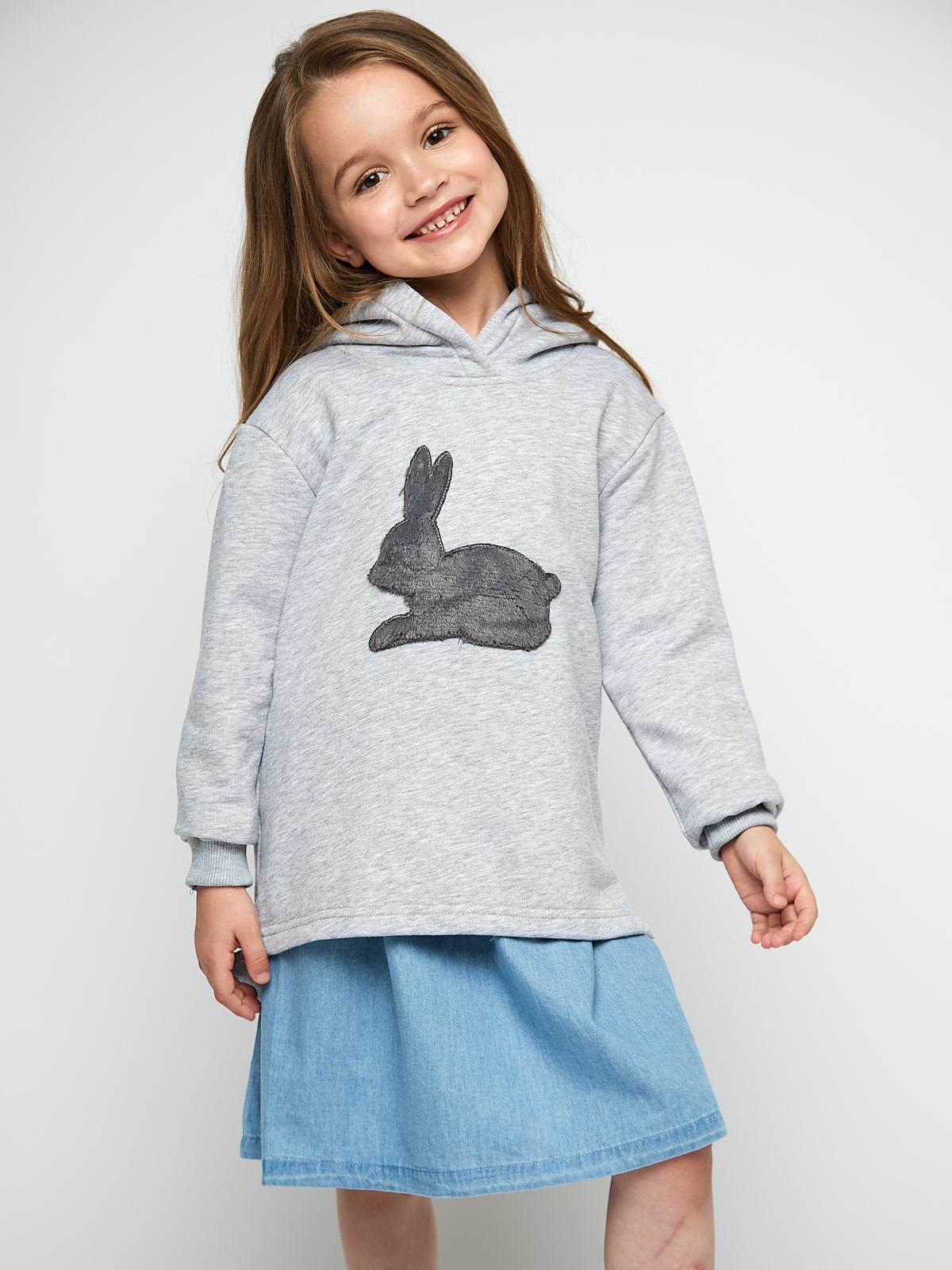 Худи с кроликом Rabbit