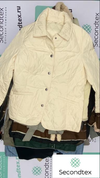 Куртки взрослые микс из Европы