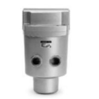 AMF450C-F04-V  Фильтр-запахопоглотитель, G 1/2, 2200 л ...