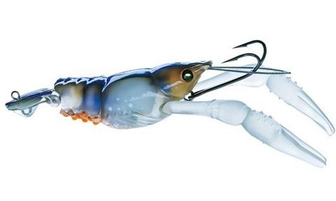 Воблер Yo-Zuri 3DB Crayfish (SS) 70 / R1109-PLS