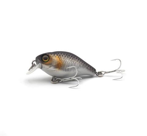 Воблер Jackall Chubby 38 / Uv mat silver & black