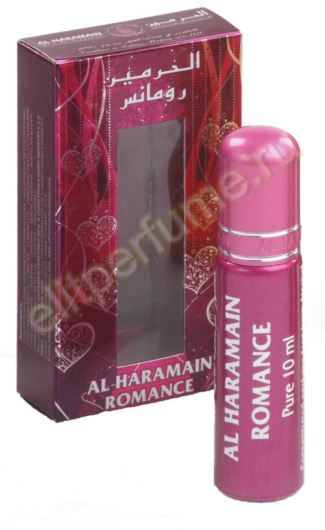 Аль-Харамайн Романтика Al Haramain Romance 10мл арабские масляные духи от Аль Харамайн Al Haramain Perfumes
