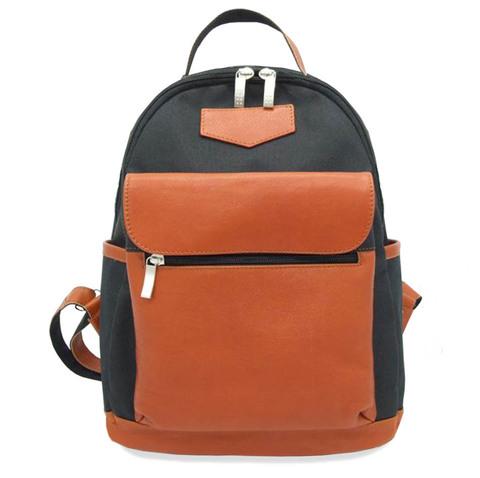 Черно-коричневый рюкзак
