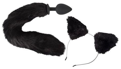 Игровой набор Pet Play Plug   Ears