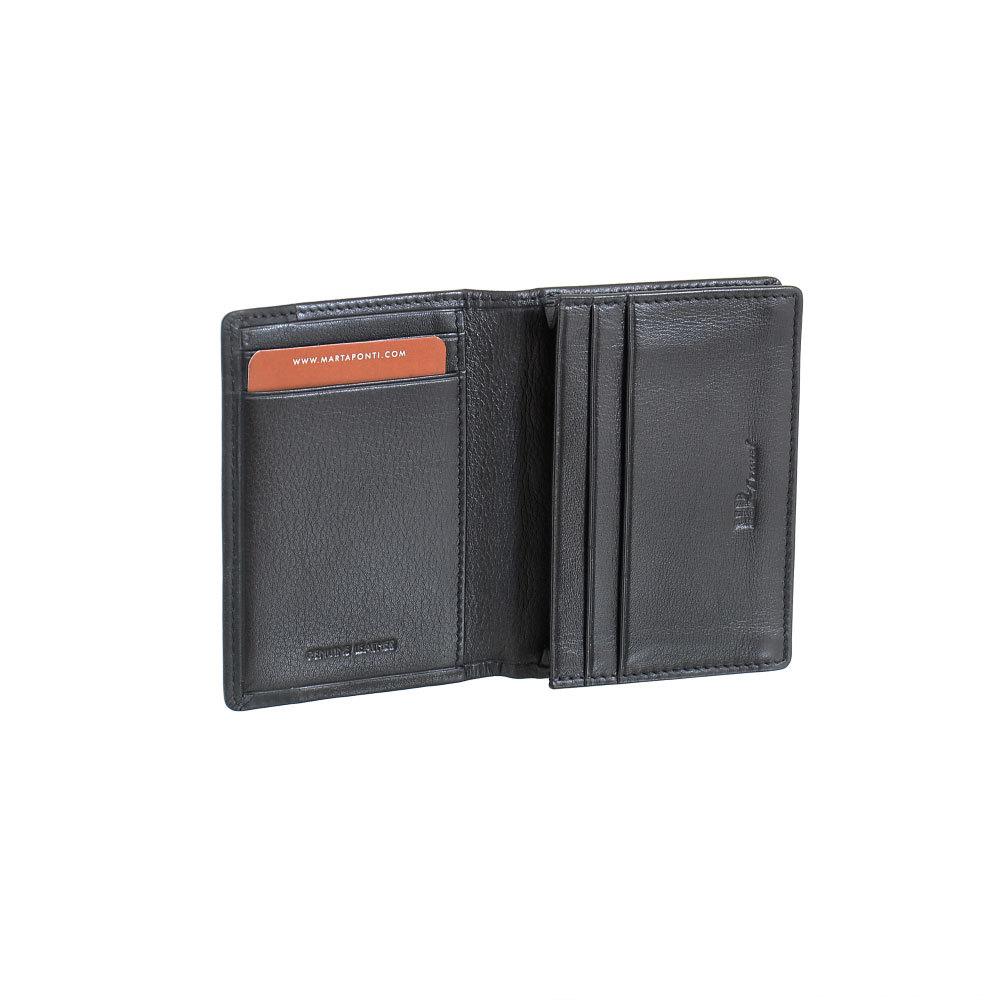 B123318R Preto - Портмоне картхолдер с RFID защитой MP