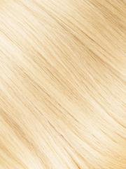 Накладной хвост на ленте тон 613 натуральный блонд