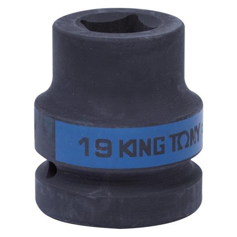 KING TONY (851419M) Головка торцевая ударная четырехгранная 1