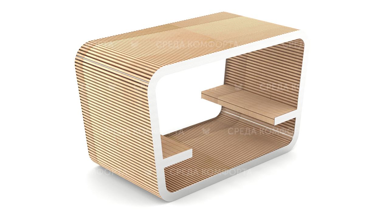 Скамейка с навесом SCAM0106