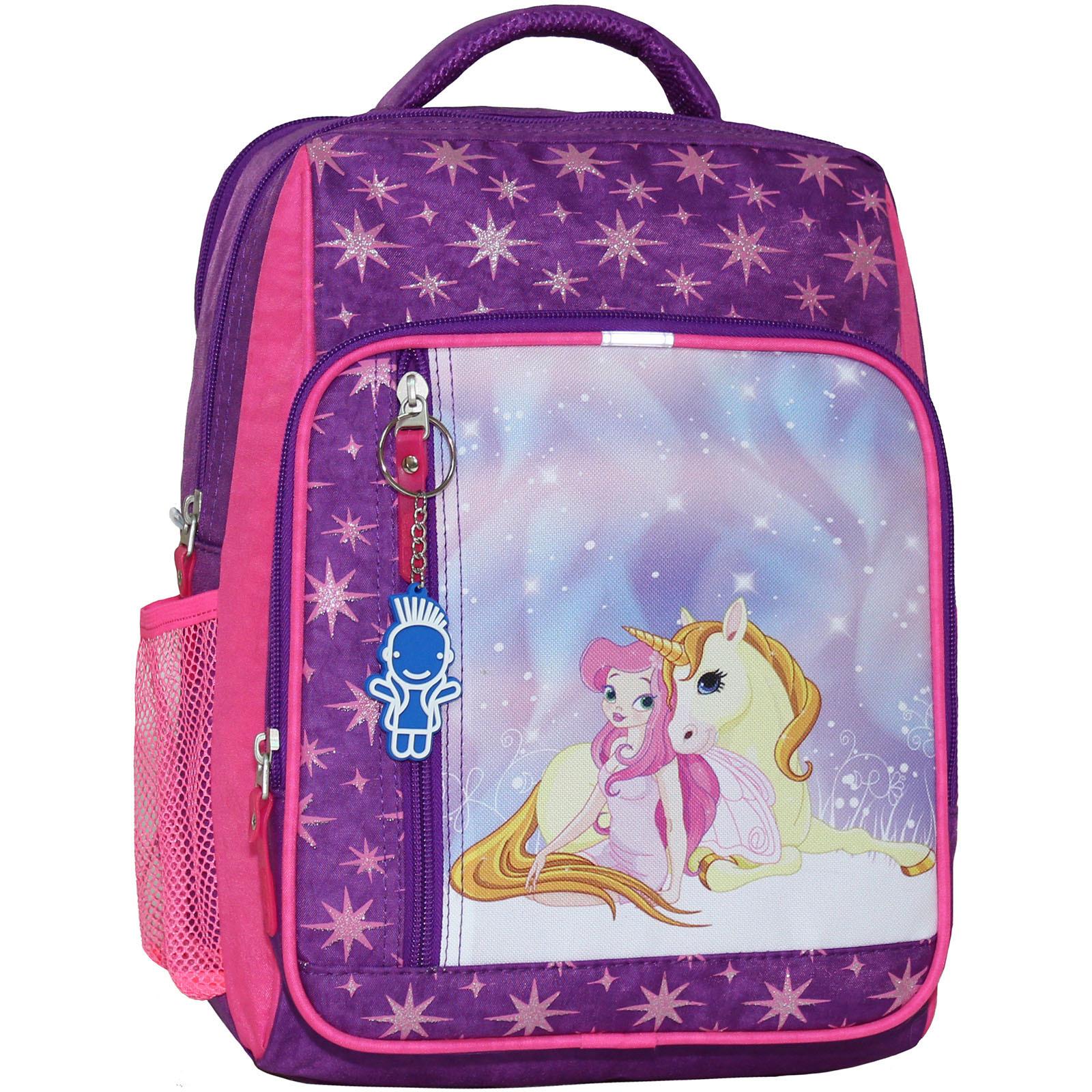 Школьные рюкзаки Рюкзак школьный Bagland Школьник 8 л. 339 фiолетовий 387 (00112702) IMG_5269_387_.JPG