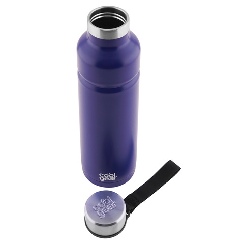 Термос Coolgear Cayambe (0,7 литра), синий
