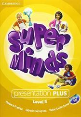 Super Minds 5 Presentation Plus DVD-ROM