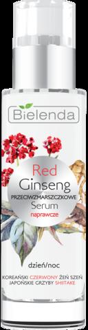 RED GINSENG восстанавливающая сыворотка против морщин день/ночь 30 мл
