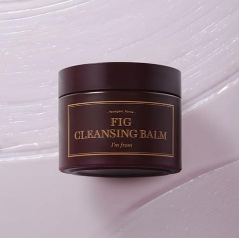 Гидрофильный бальзам для снятия макияжа и умывания, 100 мл / I'm From Fig Cleansing Balm