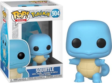 Squirtle (Pokemon) Funko Pop! Vinyl Figure    Сквиртл