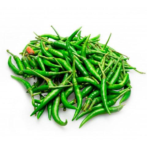 Перец чили зеленый, 100г