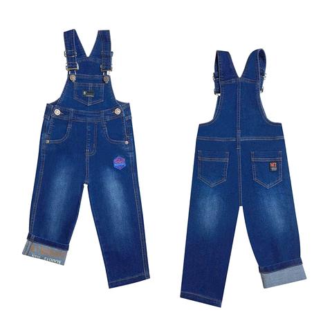 Комбинезон джинсовый мальчику (74-104) 210312-BD-159001