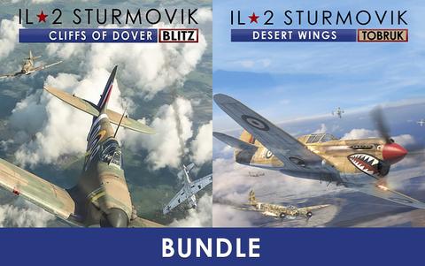 IL-2 Sturmovik - Dover Bundle (для ПК, цифровой ключ)