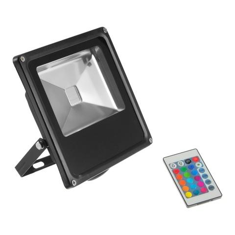 Прожектор светодиодный 50 Вт. RGB, IP65.