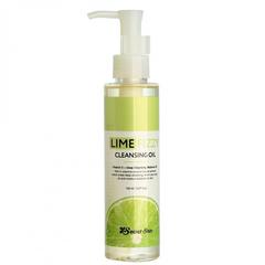 Гидрофильное масло для снятия макияжа Secret Skin с экстрактом лайма 150 мл
