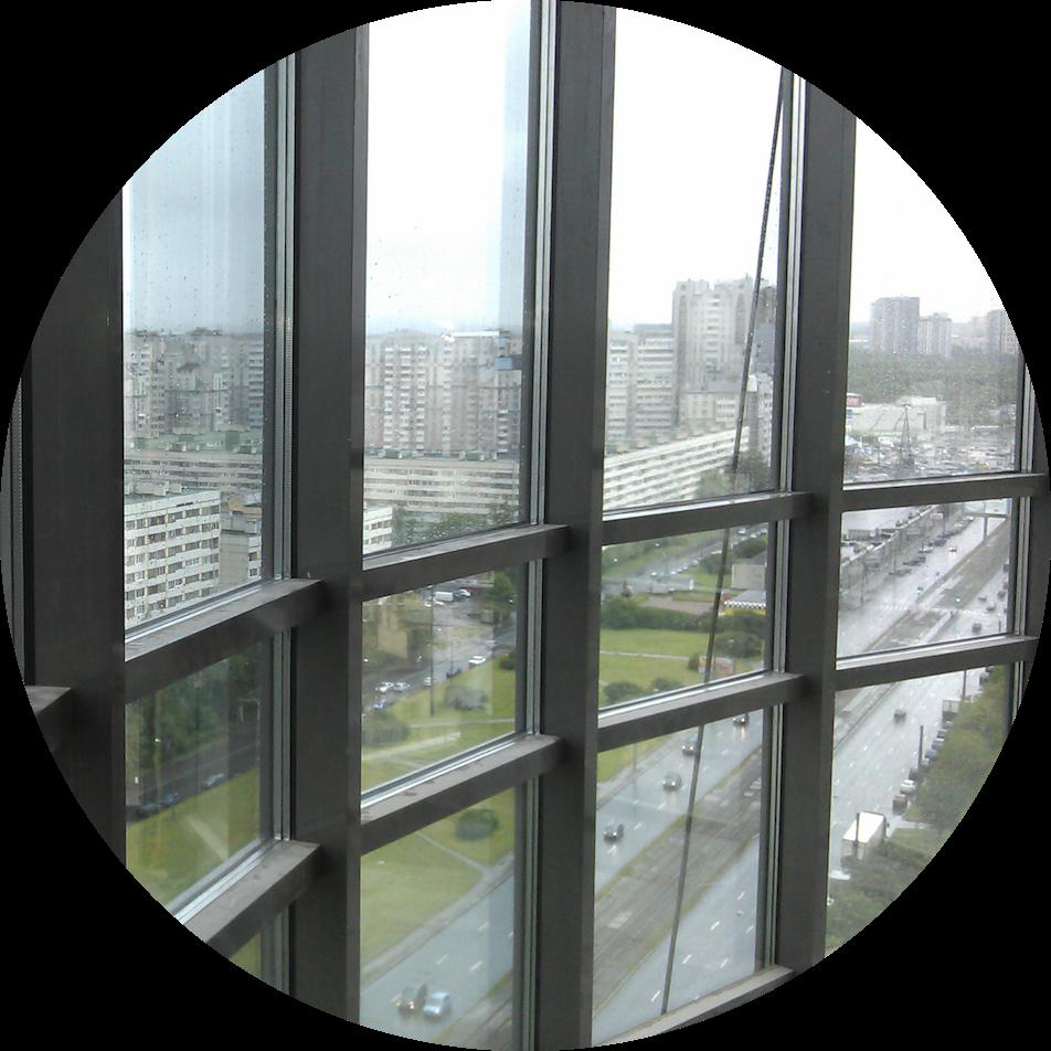 Теплое алюминиевое остекление балкона