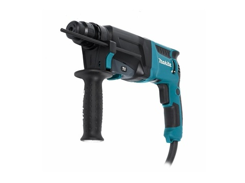 Перфоратор SDS-plus MAKITA HR2600 (800 Вт, 2.9Дж, 2.8кг, 2реж, кейс) (HR2600)