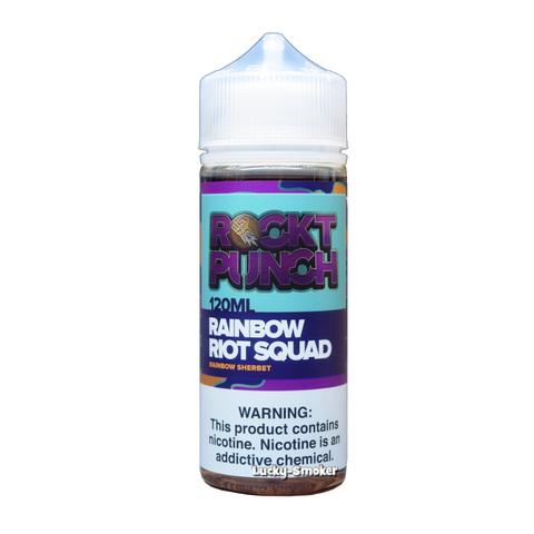 Жидкость Rockt Punch 120 мл Rainbow Riot Squad