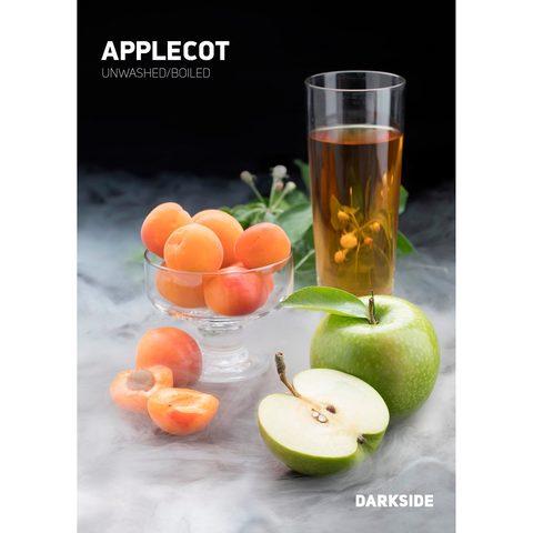Табак для кальяна Dark Base Soft 100 гр Applecot, магазин FOHM