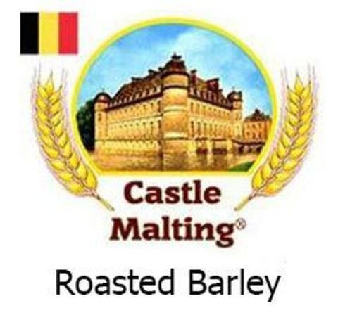 Солод Castle Malting Шато Роустед Барли® (Roasted Barley)