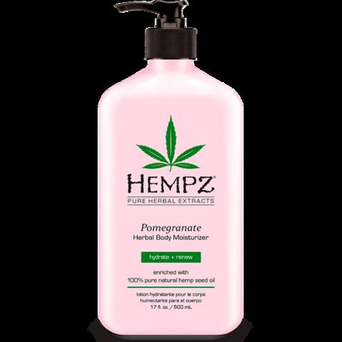 Молочко для тела увлажняющее Гранат / Hempz Pomegranate Herbal Body Moisturizer