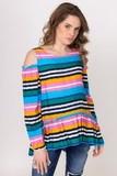 Блузка для беременных 02194 цветной