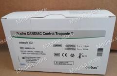 04890515190 Roche CARDIAC Control Troponin T / Контрольный материал для проверки качества тест-полосок для определения концентрации Тропонина Т 2х1мл /Roche Diagnostics Gmbh, Германия/