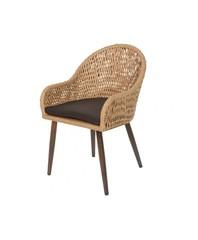 Кресло садовое Illumax Palermo Biege