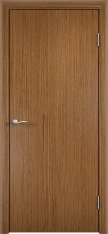 Дверь Верда ДПГ, цвет орех, глухая