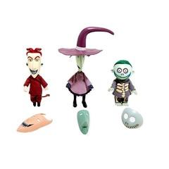 Кошмар перед Рождеством набор фигурок Шито Крыто и Корыто