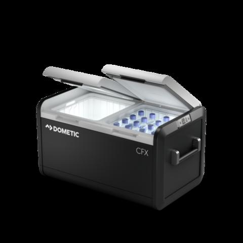 Компрессорный автохолодильник Dometic CoolFreeze CFX3 75DZ (Двухкамерный, 12V/24V/220V, 74л)