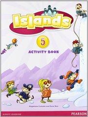 Islands 5 Activity Book plus pin code