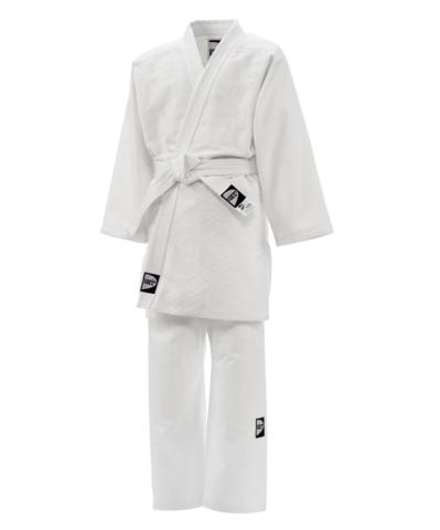 Кимоно для дзюдо JSST-10572, белый, р.0/130