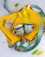 Подарочный набор «Лимонный сад» #1