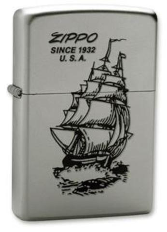 Зажигалка ZIPPO 205 Boat Zippo
